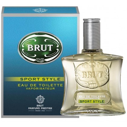 BRUT SPORTS STYLE EDT 100 ML.